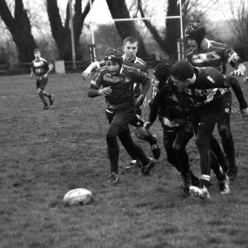 Lewes v Crowborough U14