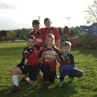 Ellon RFC Minis Tournament