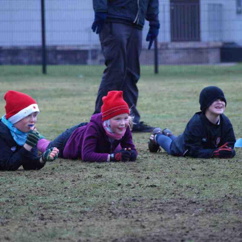 Saturday Santa Special Training