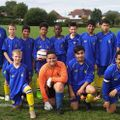 U13 lose to Celtic Red 2 - 3