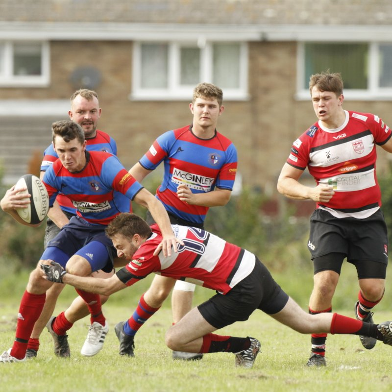 Gravesend 2nd XV vs. Snowdown C.W.
