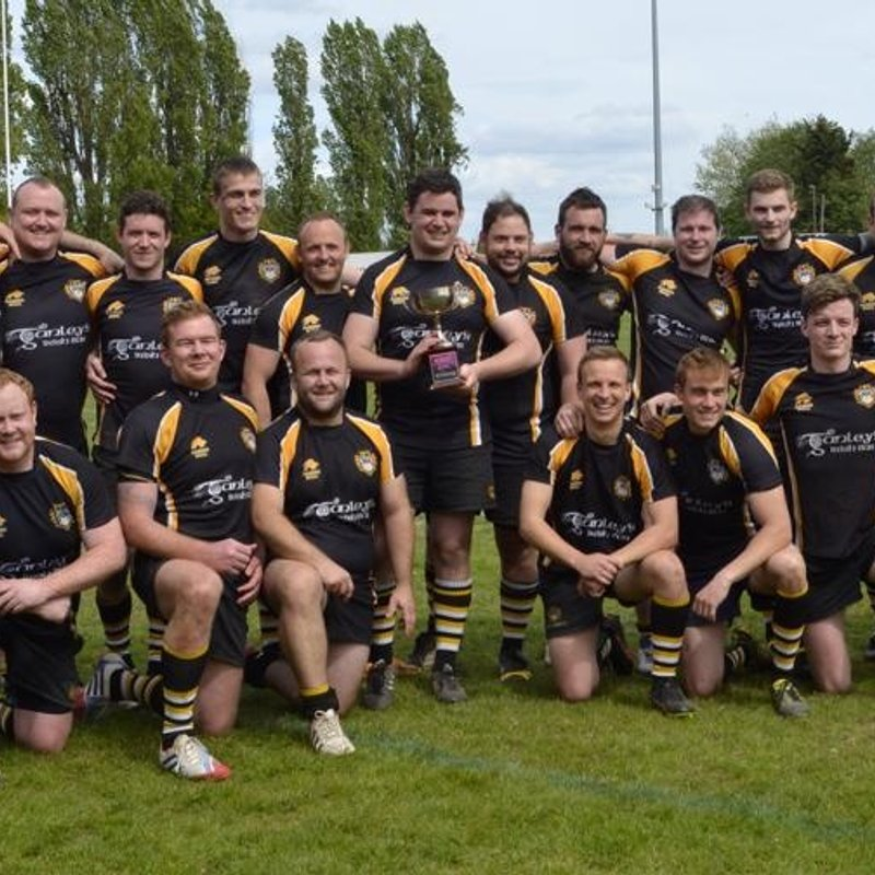 Merton RFC 1st XV lose to Old Johnians 38 - 20