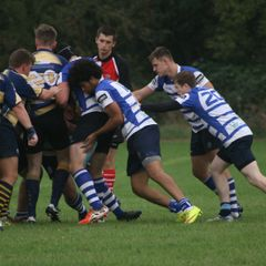 2nd XV Kettering RFC v Loughborough RFC 08.09.18