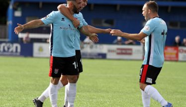 Away Win 'No Smash And Grab' Says Romans Boss Gill