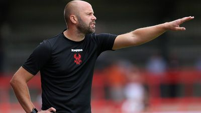 'It's Up To Us To Respond' Says Harriers Boss