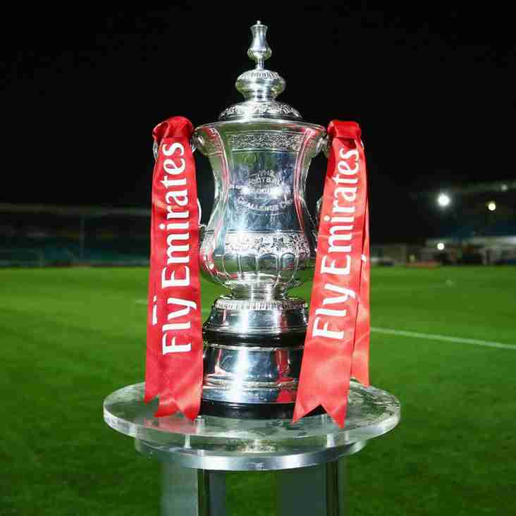 Four FA Cup Games Chosen For Live Coverage