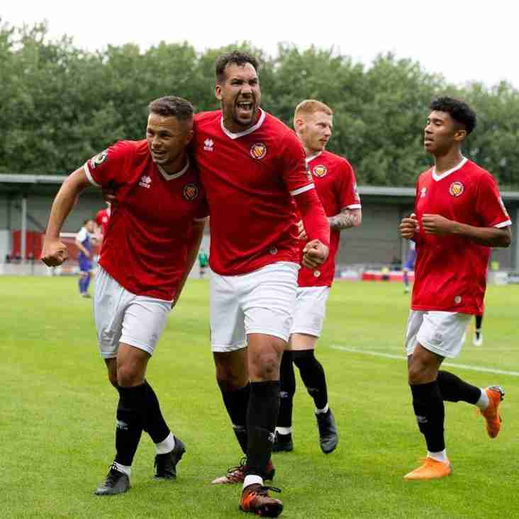 What's In Store On Saturday In The National League North