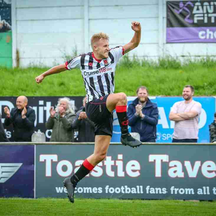Vermiglio Pleased Magpies Went 'Toe To Toe' With Barrow