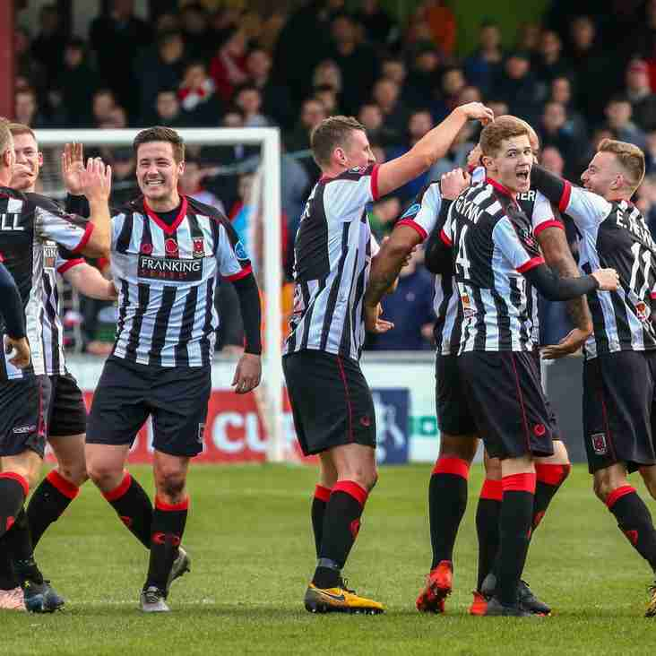 Magpies Boss Has Mixed Feelings About Rovers Cup Draw