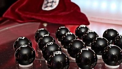 FA Cup Second Round Draw Made At The Beveree Stadium