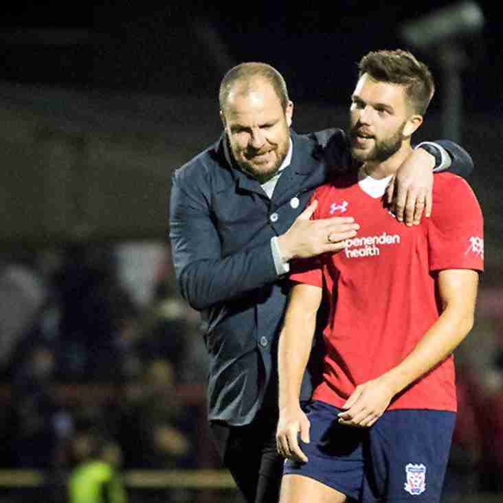 Minstermen Can Go On Another Run Of Form Insists Collins