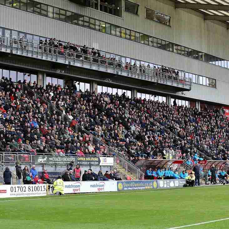 Crowd Pleasers! The Weekend's National League Attendances