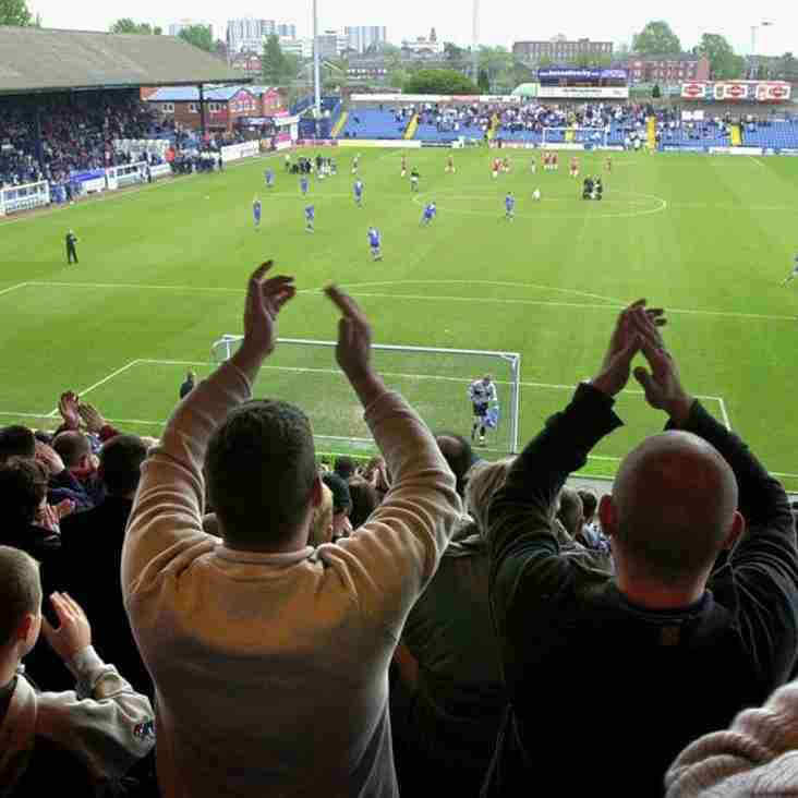 Hatters Hoping To Pack Edgeley Park For Avenue Clash