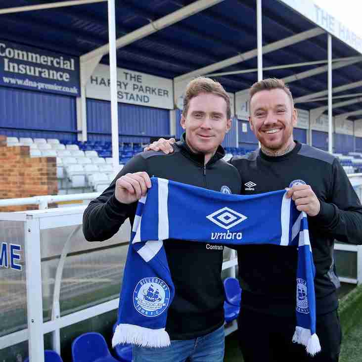 Wheeler And O'Hara Make Sensational Return To Billericay