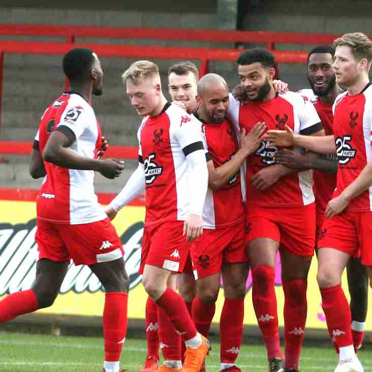 So What's In Store In The National League North On Saturday?