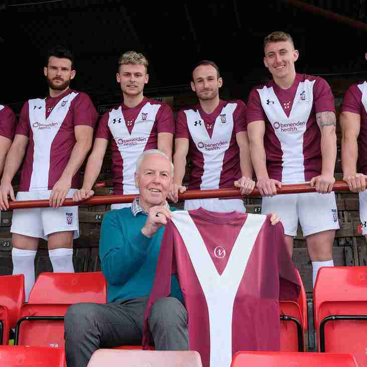 York Kick-Off Bootham Farewell With Special Kit