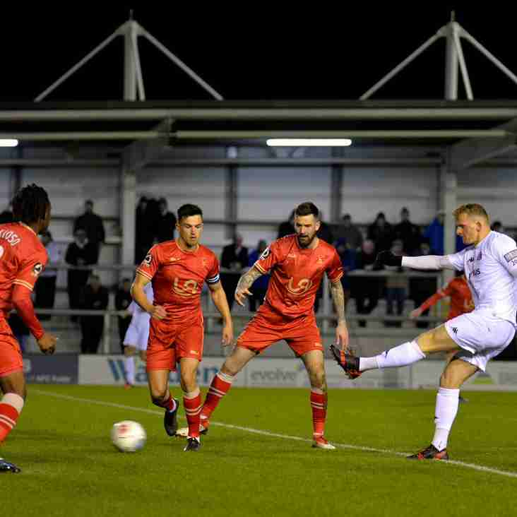 Four-Midable Fylde Continue To Impress Challinor