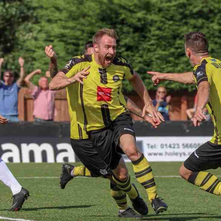Town's Langmead Is Wembley Dreaming All Over Again!