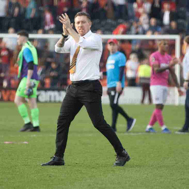 Barnet Players Have To Impress Currie If They Want To Stay