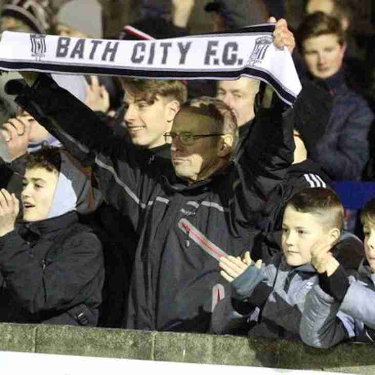 Bath Hope Gesture Will Get Their Roman Army To Welling