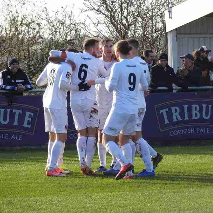 Truro Boss Hopes To Delay Concord's Play-Off Flight