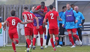 Revealed! National League South Team Of The Weekend