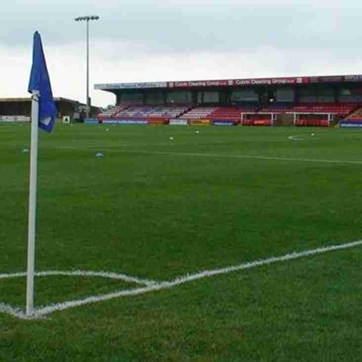 Eastbourne Borough Mourn Death Of Legend Myra Stephens