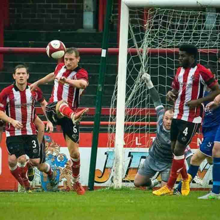 Moult's Op Blow Could Mean He Misses Big Kick-Off For Alty