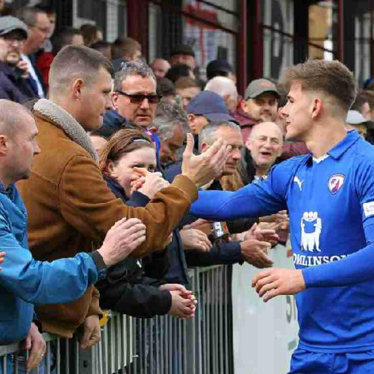Spireite Carter Makes Big EFL Move To Stevenage