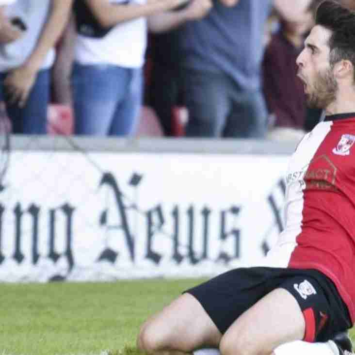 Kretzch-More! Woking Keep Super Midfielder Max