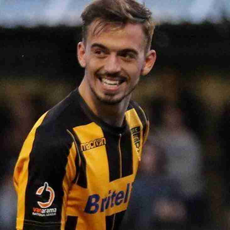 Maidstone's Powell Is Latest Star To Earn Big Move To EFL Club