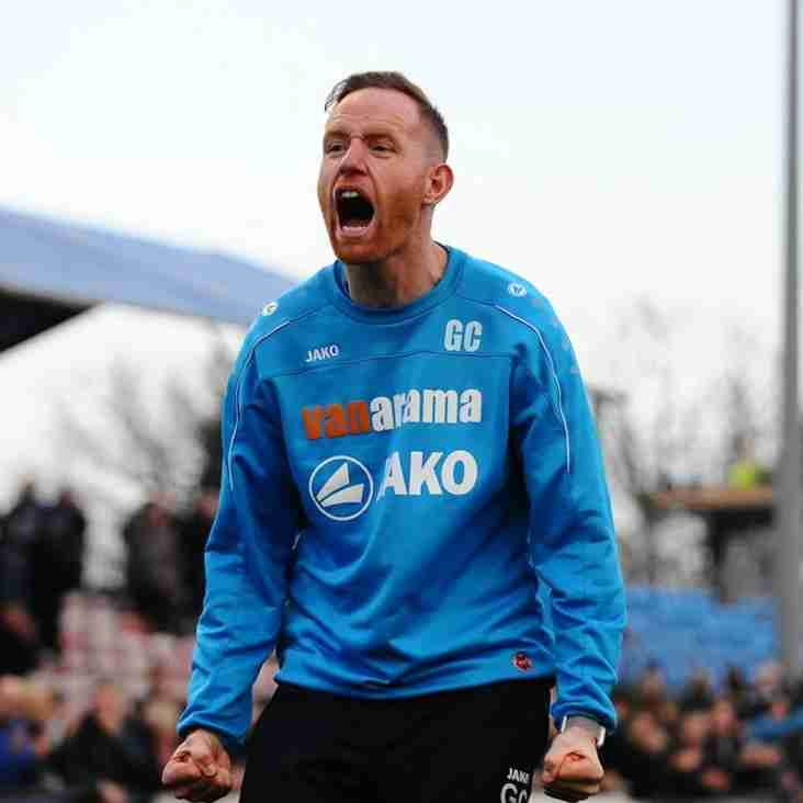 Cowan Confident But Admits Bucks Must Be Realistic