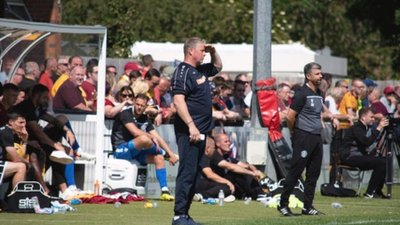 Armstrong Wants To Boost Darlo Even More After Nine Deals Already