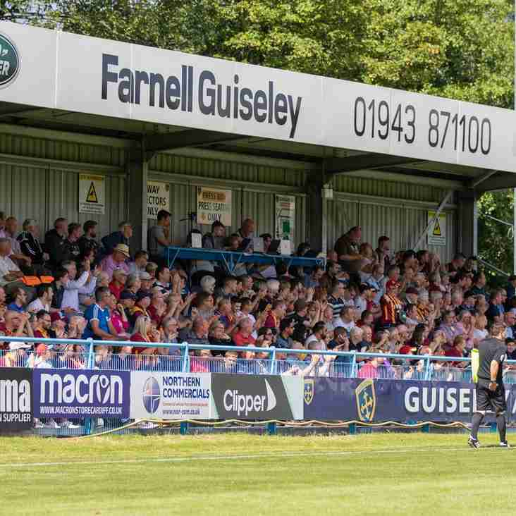 Vanarama's National League North fan preview: Guiseley