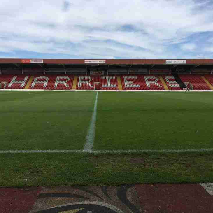 Vanarama's National League North fan preview: Kidderminster Harriers