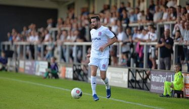 Yeates Wants Eastleigh Date To Be The Start Of Things