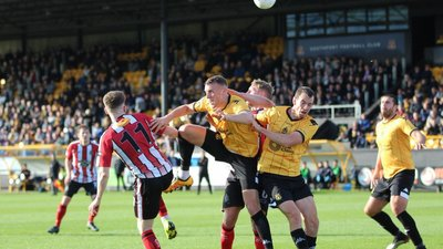 There's A Big Night Ahead In The National League North