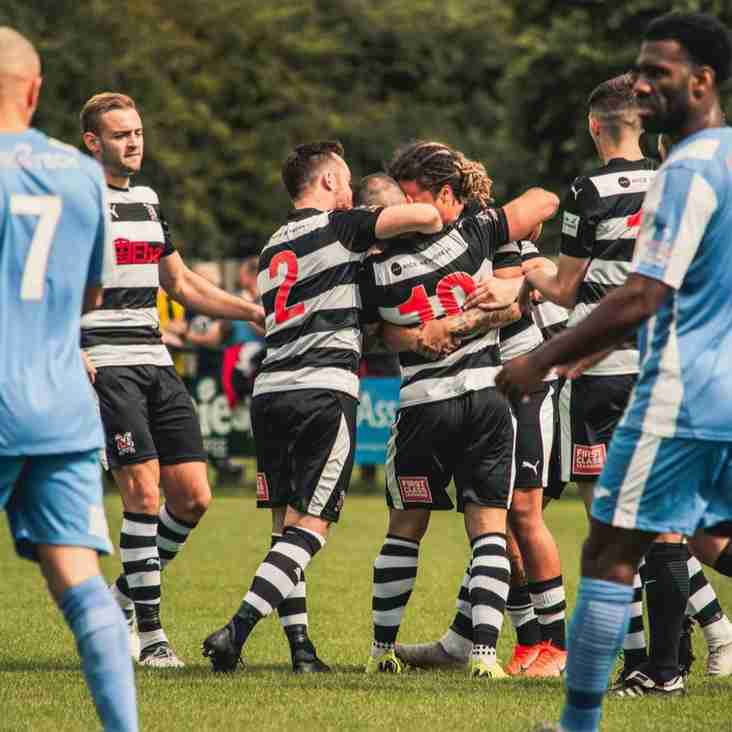 Quakers Are Born Again As Darlo Eye Lucky Number Seven