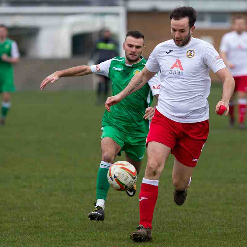 Bishops Cleeve v North Leigh 070418
