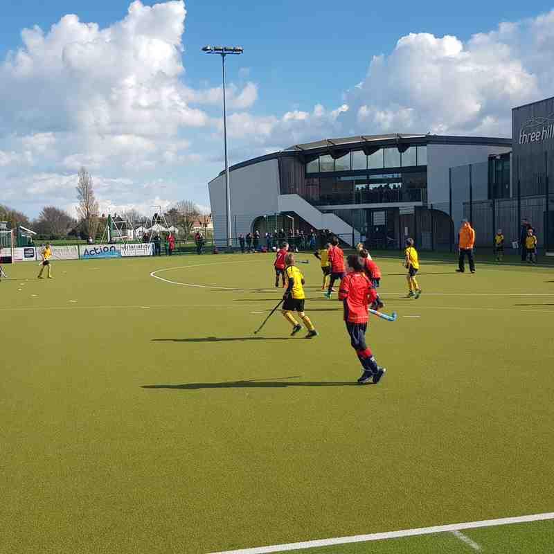 Kent Boys U10 Hockey Championship