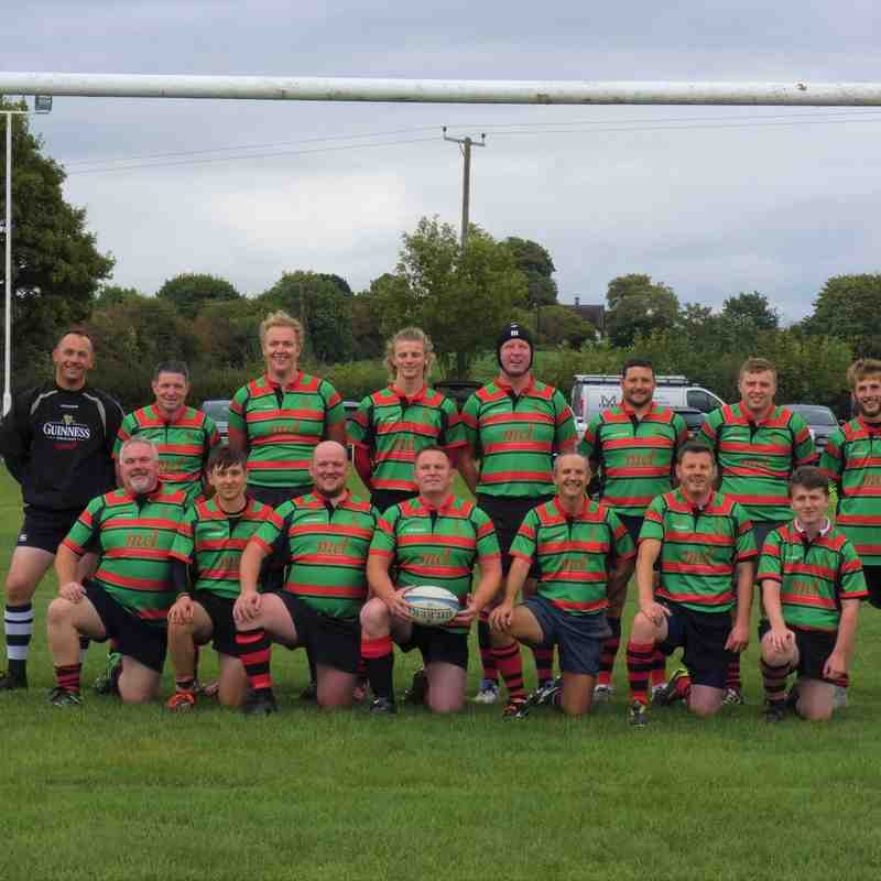 Pershore 2nds