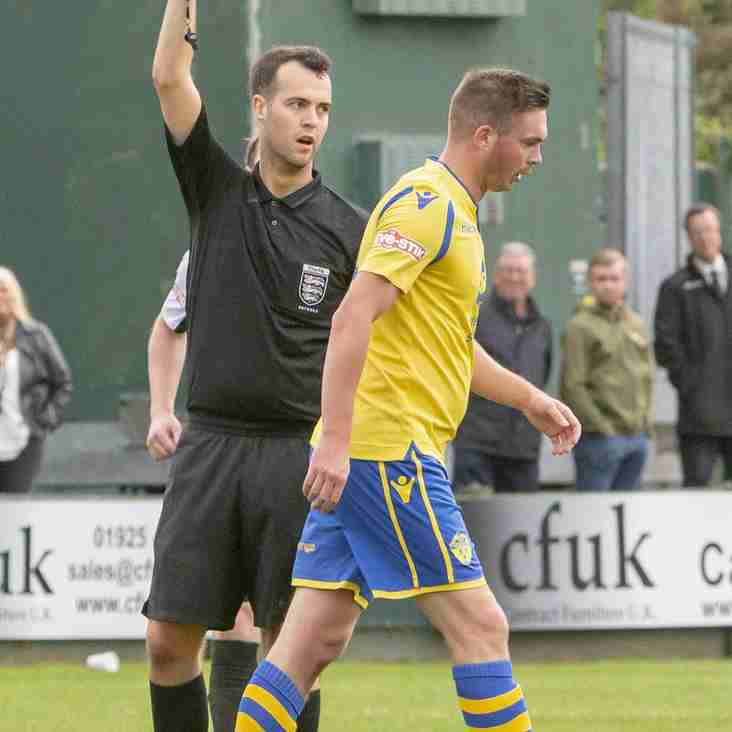 Brodie exits Warrington Town