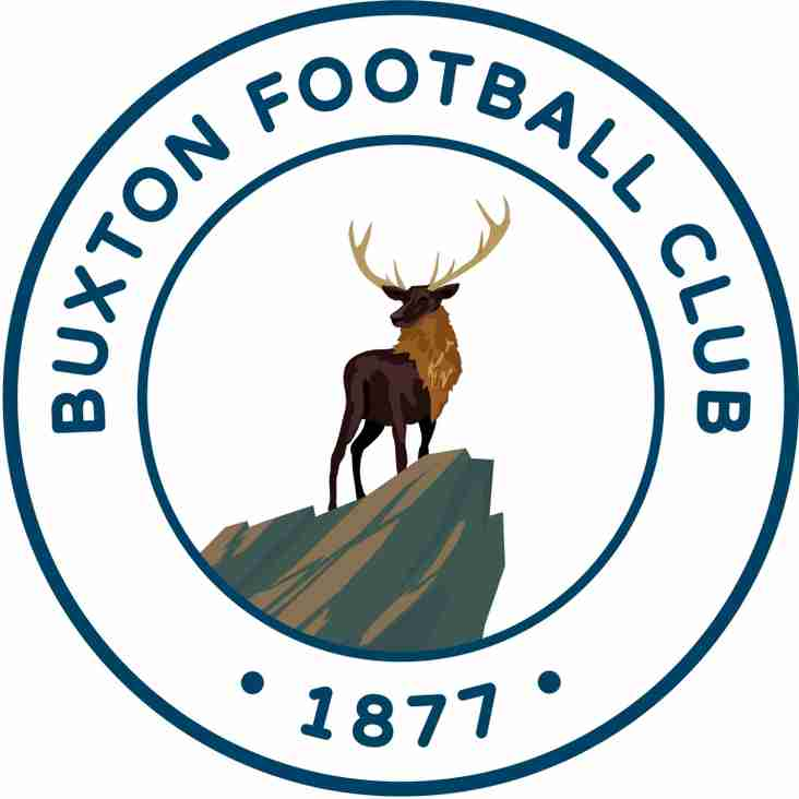 Buxton unveil new club logo