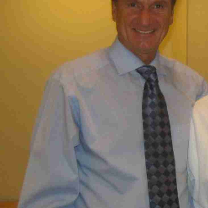 LFC legend Phil Thompson at Marine