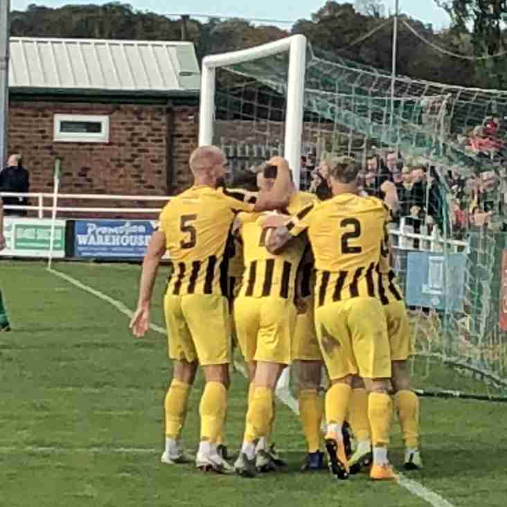 Premier Round-up: Scarborough move up to third