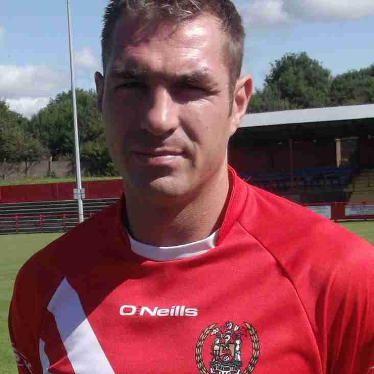 Reds legend returns to Workington