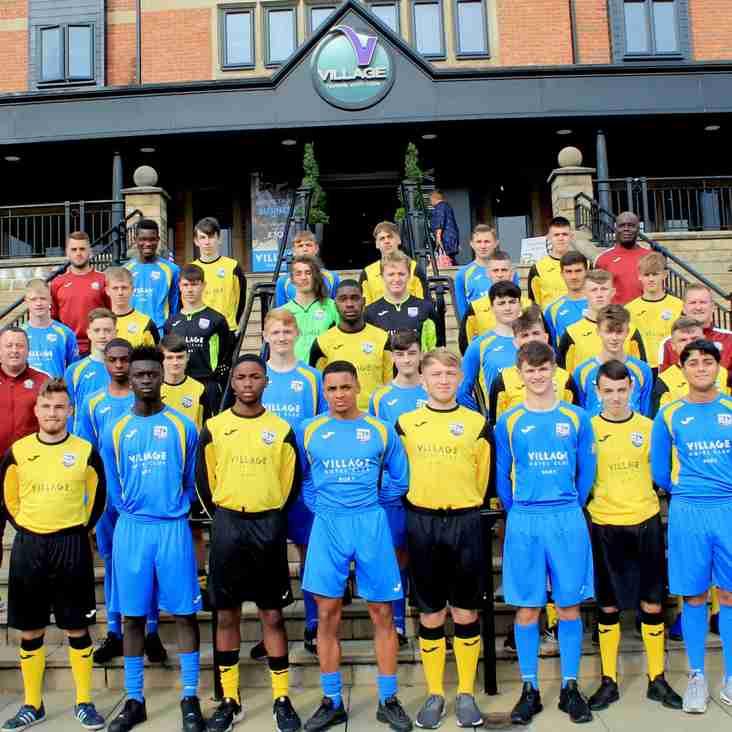 Radcliffe academy lands Village sponsorship deal