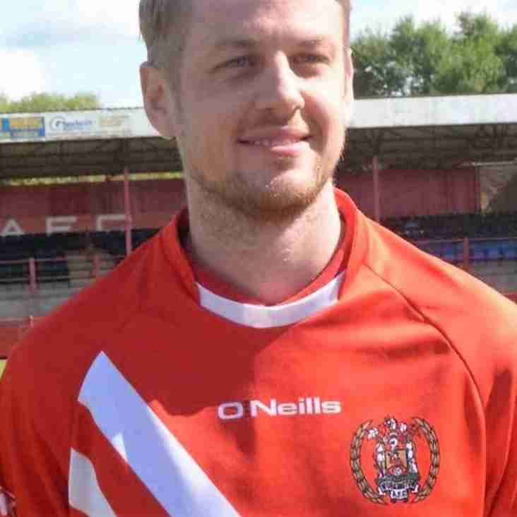 Arnison boosts Witton front line