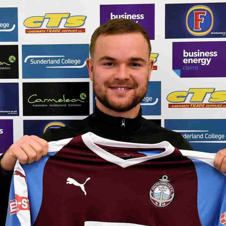 Lowe goes up to South Shields