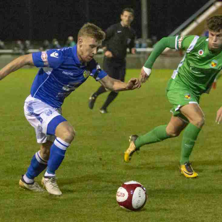 Premier Round-up: Nantwich maintain home record